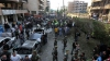 Cairo a fost zguduită de o explozie în ziua în care se împlinesc trei ani de la înlăturarea lui Hosni Mubarak