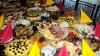 Cum au marcat moldovenii de la sate sărbătoarea Sfântului Vasile