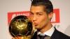 """Cristiano Ronaldo: La anul voi reveni ca să câştig al treilea """"Balon de Aur"""""""