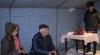 Sute de oameni au primit ajutor în cele şase corturi mobile instalate în sectoarele capitalei (VIDEO)