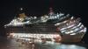 Epava navei de croazieră Costa Concordia va fi tractată de lângă insula italiană Giglio