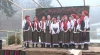 Câteva sute de oameni au participat la un festival de obiceiuri şi tradiţii de iarnă, desfăşurat la mănăstirea Ţigăneşti (VIDEO)