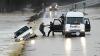 Inundaţii în sudul SUA: Zeci de drumuri au ajuns sub ape, iar şcolile au fost închise (VIDEO)
