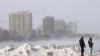 Nu mai scapă de furia naturii. După o puternică furtună de zăpadă americanii se confruntă cu temperaturi arctice