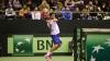 Maxim Dubarenco a pierdut primul meci din Cupa Davis (FOTO/VIDEO)
