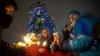 Sărbătoare pentru milioane de creştini! O slujbă de Crăciun a avut loc şi în piaţa unde stau protestatarii pro-europeni de la Kiev (VIDEO)