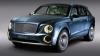 Primul SUV al mărcii Bentley ar putea fi un hibrid