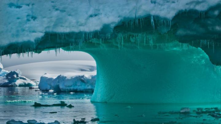 Nimeni nu ştia că există aşa ceva pe Terra. Descoperire UIMITOARE sub gheaţa din Antarctica