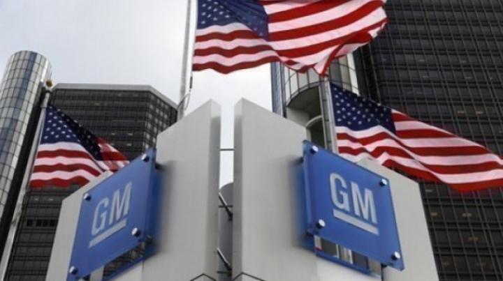 General Motors a vândut, anul trecut, peste nouă milioane de autoturisme și camionete