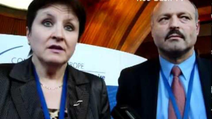 Doi deputaţi moldoveni au fost aleşi în funcţii-cheie în Adunarea Parlamentară a Consiliului Europei