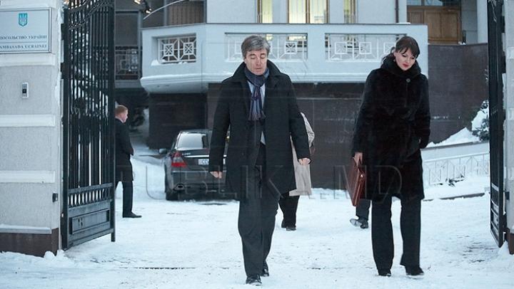 Vicepremierul Eugen Carpov a solicitat o întrevedere Ninei Ştanski