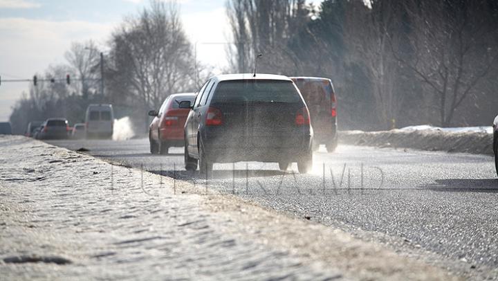 Ministerul Transporturilor: La moment pe toate traseele naţionale se circulă în regim normal