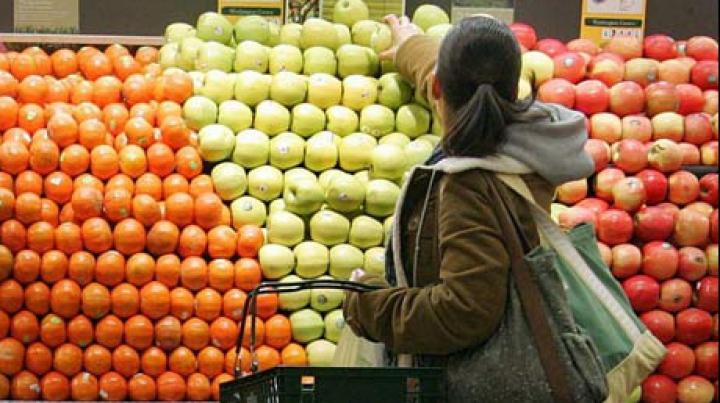 În 2013, Moldova a fost cel mai mare exportator de mere în Rusia