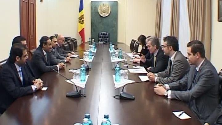 Qatar ar putea investi în Republica Moldova. Cele două ţări au decis să creeze un Consiliu de afaceri