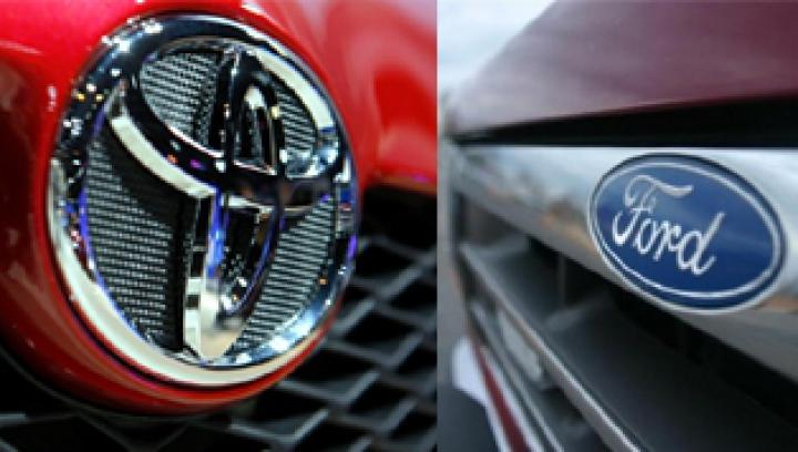 Chinezii au cumpărat mai multe maşini Ford decât Toyota în anul 2013