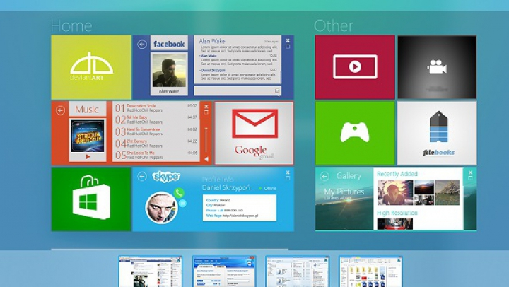 Windows 9 ar putea fi lansat în aprilie 2015