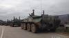 Situaţia din Crimeea se agravează! Zeci de blindate ruseşti se îndreaptă în coloană spre Simferopol (VIDEO)