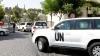Un convoi al ONU, care transporta ajutoare umanitare, a fost atacat în Siria