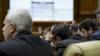 (VIDEO) Discuţii despre climă şi copaci în Parlament. Igor Corman, către deputaţi: Transformaţi şedinţa într-o şezătoare