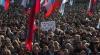 Miting pro-rusesc la Sevastopol! Oamenii au ales un nou primar şi au arborat steagul Rusiei pe clădirea administraţiei locale