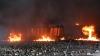 SÂNGE şi FOC pe străzile Kievului! Ucraina trăieşte cele mai NEGRE şi VIOLENTE zile din istoria sa recentă (GALERIE FOTO)