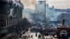 Un nou armistiţiu la Kiev. Preşedintele Victor Ianukovici a fost de acord să reînceapă negocierile cu opoziţia