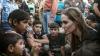 Angelina Jolie a început o misiune umanitară în Liban