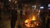 Proteste violente la Ankara: Oamenii au reacţionat la noile acuzaţii de corupţie aduse premierului turc (VIDEO)