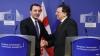 Barroso anunţă că Acordul de Asociere va fi semnat de către UE şi Georgia în august