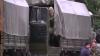 În Ialta au fost observate camioane ale armatei ruse: Militarii sunt înarmaţi (VIDEO)