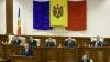 Drapelul Parlamentului a fost înlăturat pentru că nu corespundea rigorilor heraldice