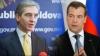 Iurie Leancă va avea o întrevedere cu Dmitri Medvedev