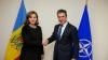NATO salută decizia Chişinăului de a participa la operaţiuni de pacificare în Kosovo