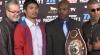 Manny Pacquiao şi Timothy Bradley au început duelul declaraţiilor cu două luni înainte de marea confruntare de la Las Vegas
