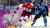 Şoc la Olimpiada de la Soci! Naţionala Rusiei de hochei a fost ELIMINATĂ în sferturi