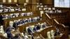 Declaraţii aprinse la şedinţa Parlamentului! Deputaţii nu pot decide în ce limbă vorbesc