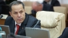 Başcanul Găgăuziei s-a făcut remarcat la şedinţa Guvernului prin şosetele pe care le poartă (FOTO)