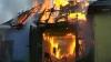 Pompierii în alertă. Doi copii din satul Măgurele, raionul Ungheni, victimele unui incendiu