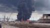Incendiu cu impact grav asupra mediului. Peste 5.600 de tone de cauciuc au fost mistuite de flăcări în SUA