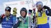 Premieră pentru Franţa la Jocurile Olimpice! Sportivii din Hexagon au ocupat toate locurile de pe podium la schi cross