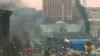 Manifestanţii de la Kiev au preluat controlul întregului teritoriu al Pieţei Independenţei. Încă o persoană A MURIT