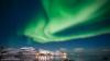 Natura impresionează din nou. Video cu jocuri de lumini deasupra Norvegiei