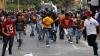 Proteste în capitala Venezuelei: Mii de manifestanţi sunt nemulţumiţi de criza economică
