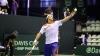Cei mai buni jucători de tenis din Moldova şi Egipt, sleiţi de puteri după evoluţia de la Chişinău