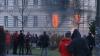 Revolte violente în Bosnia şi Herţegovina. Protestatarii au incendiat sediul preşedinţiei şi mai multe clădiri guvernamentale