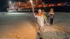 Flacăra Olimpică a ajuns la Soci