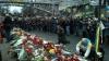 Durere şi lacrimi la Kiev! Mii de oameni au comemorat victimele confruntărilor de pe Maidan (VIDEO)