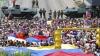 Ostilităţi în Venezuela. Criza economică ţine protestatarii în stradă de câteva săptămâni