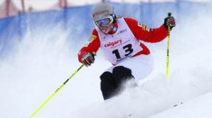 Schioarea americană Heidi Kloser a devenit prima sportivă care s-a accidentat la Soci