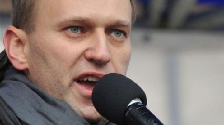 Opozantul rus Alexei Navalnîi a fost pus sub arest la domiciliu până pe 28 aprilie